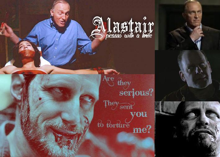 """Alastair - The Torture King"""""""
