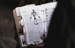 Wendigos in John Winchester's journal