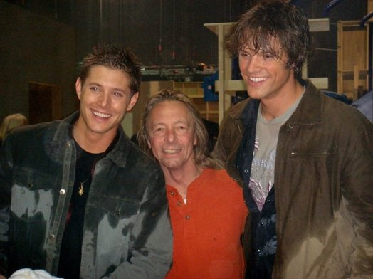 Kim Manners and the Boys :)