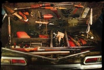 Supernatural Equipment - Supernatural Wiki